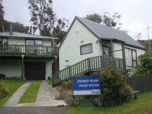 Stewart Island Police Station